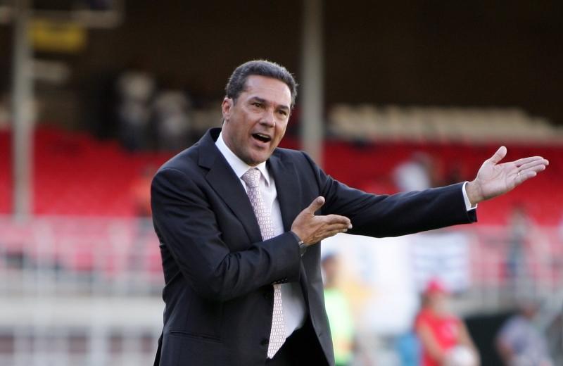 O técnico Wanderlei Luxemburgo (Foto: Bruno Cantini/Clube Atlético-MG)