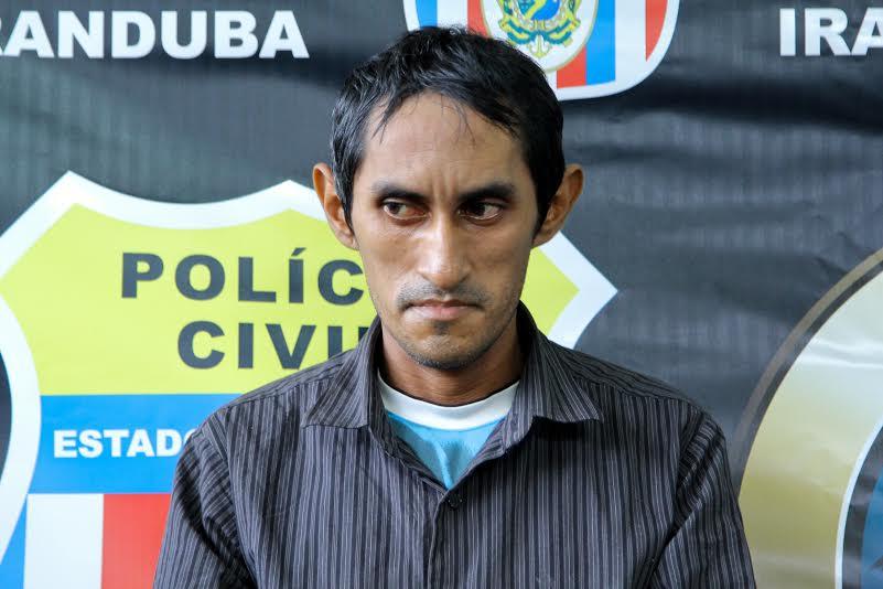 Renato Fragata atuava nos municípios de Iranduba e Parintins e disse ter feito pelo menos 68 vítimas em três meses (Foto: Divulgação/PC)
