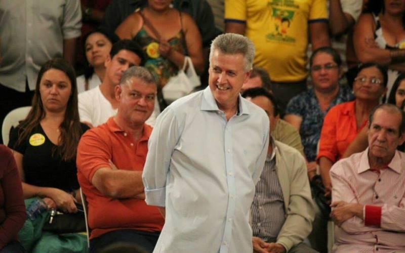 Rodrigo Rollemberg afirma que a previsão do rombo no caixa, que inicialmente era de R$ 2,1 bilhões, poderá chegar a R$ 3,8 bilhões (Foto: Divulgação)