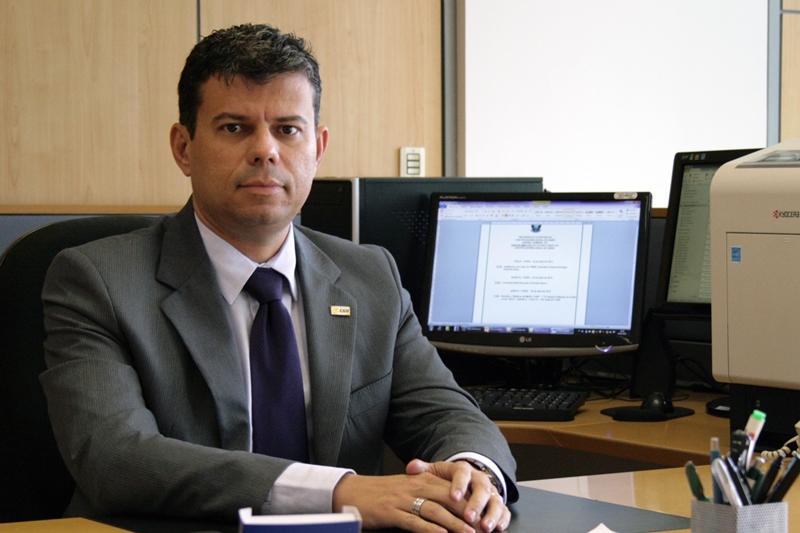 O corregedor-geral da União, Waldir João