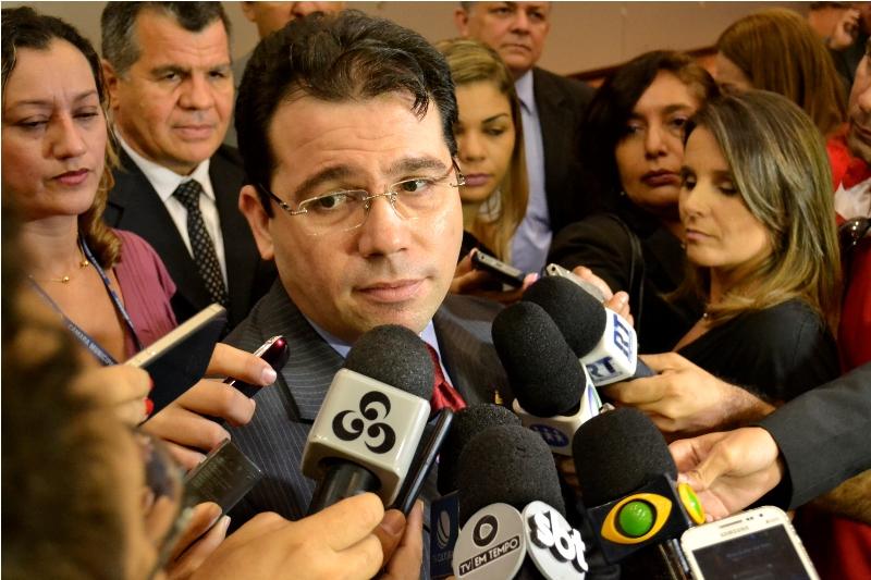 Wilker Barreto foi indicado pelo prefeito de Manaus, e ocupará também o cargo de prefeito interino nas ausências de Arthur Virgílio Neto (Foto: Valmir Lima)