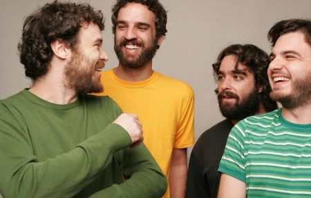 A última vez que Marcelo Camelo, Rodrigo Amarante e companhia se apresentou junto foi em 2012 (Foto: Divulgação)
