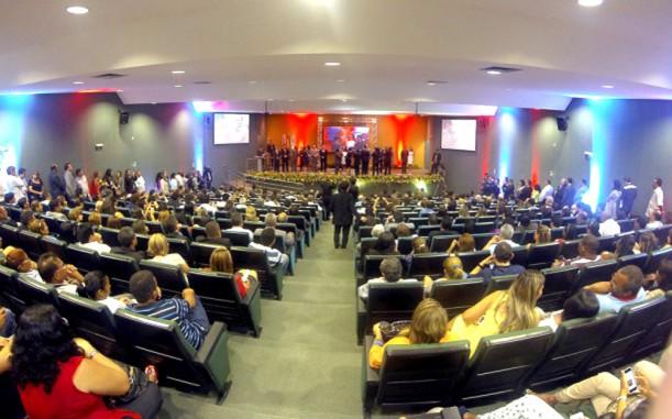Cerimônia de entrega de medalhas será realizada no Auditório Belarmino Lins, da Assembleia Legislativa (Foto: ALE/Divulgação)