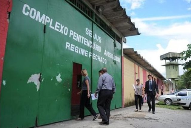 Em 17 de março de 2014, o detento Diego Figueiredo Marinho, de 26 anos, foi morto no Compaj e a Sejus prometeu instaurar sindicância para apurar o caso, mas só neste mês a secretaria criou comissão para iniciar a investigação (Foto: Reprodução)