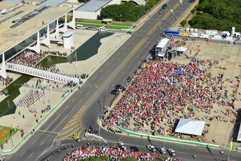 Dilma posse 2 by Agencia Senado