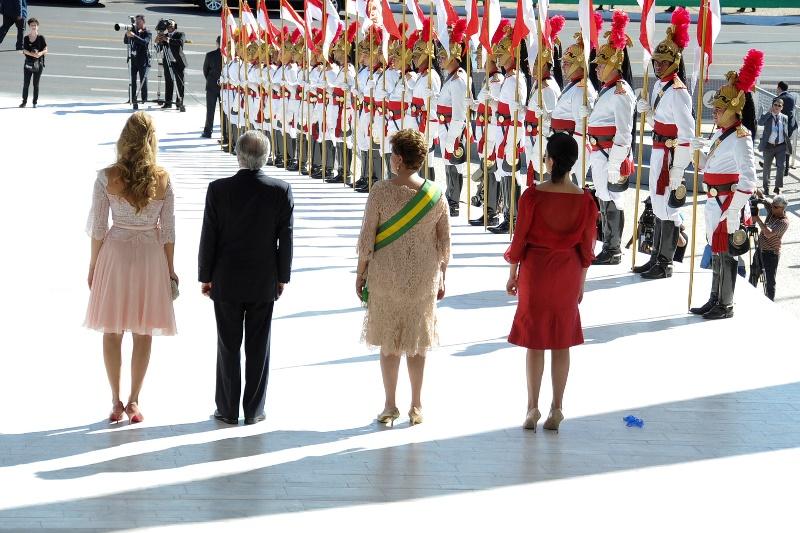 Dilma posse 2 by Geraldo Magela as