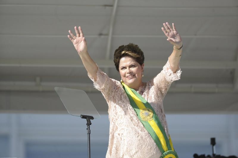 A presidente Dilma Rousseff (Foto:  Jefferson Rudy/Agência Senado)