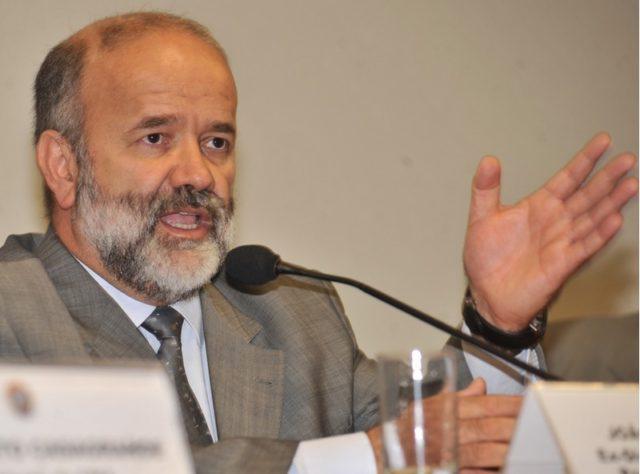 O tesoureiro João Vaccari Neto (Foto: Roosewelt Pinheiro/Agência Brasil)