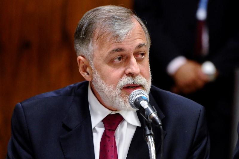 Paulo Roberto Costa é acusado de comandar um esquema de roubalheira na Petrobras que alcançou os governos de Lula e Dilma (Foto: Jefferson Rudy/Agência Senado)