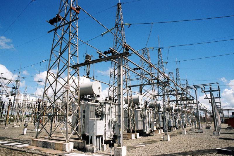 Substacao energia eletrica