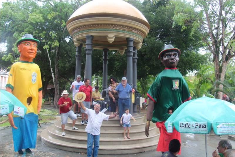 A Banda do Jaraqui será realizada no próximo sábado, 31, na  Praça da Polícia (Foto: Divulgação)