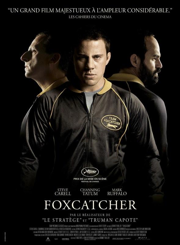 Foxcatcher - Uma História Que Chocou o Mundo estreia nesta quinta-feira (Foto: Divulgação)