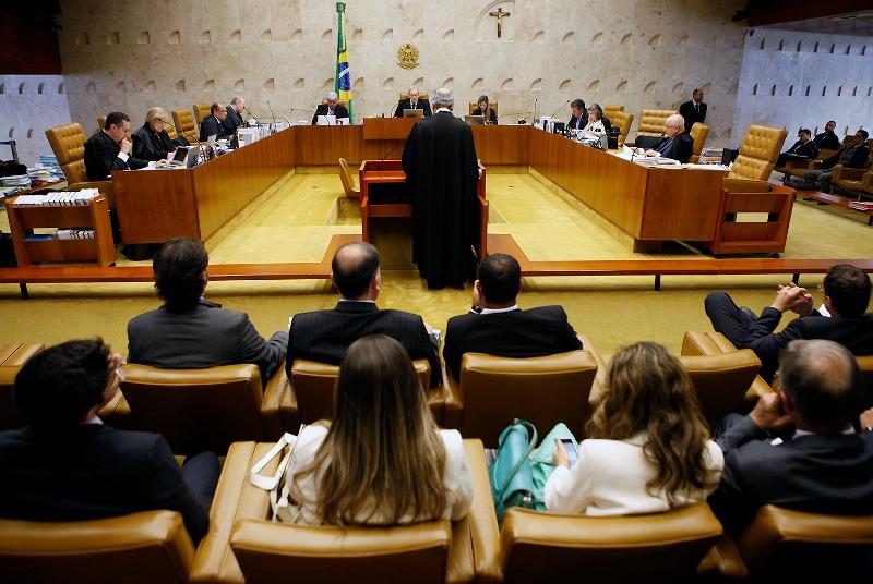 Plenário do STF vai decidir se políticos condenados nas turmas terão direito aos embargos infringentes (Foto: Nelson Jr./STF)