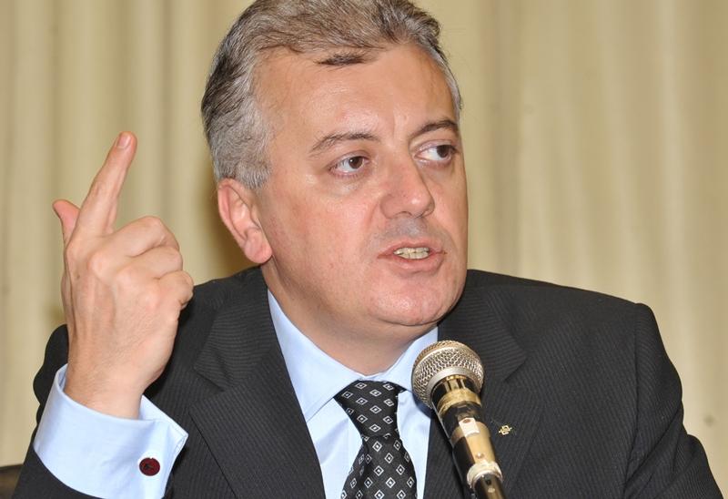 O presidente do Banco do Brasil, Aldemir Bendine,