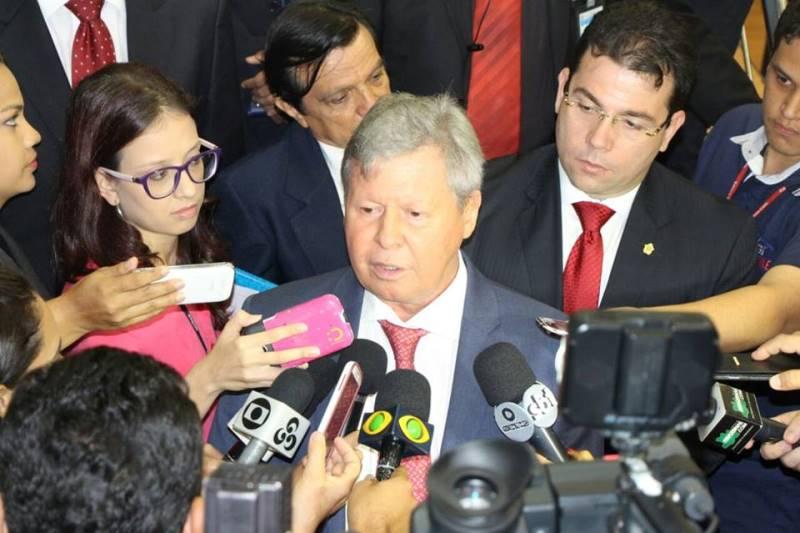 O prefeito Arthur Virgílio Neto voltou a culpar o governo federal pela falta de recursos para mobilidade urbana, mas o município ainda não tem projeto pronto (Foto: Divulgação)