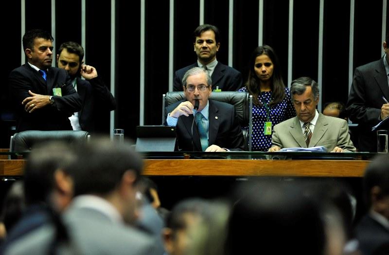 O presidente da Câmara dos Deputados, Eduardo Cunha, autorizou nesta quinta-feira a instalação da CPI
