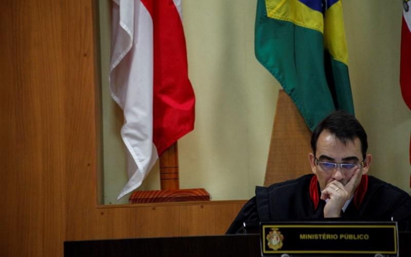 Procurador Fábio Monteiro descarta, neste momento, a retirada do auxílio moradia dos membros do Ministério Público, que é de R$ 4,3 mil/mês (Foto: Raphael Alves/TJAM)