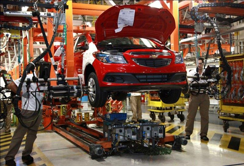 Fabrica GM RS