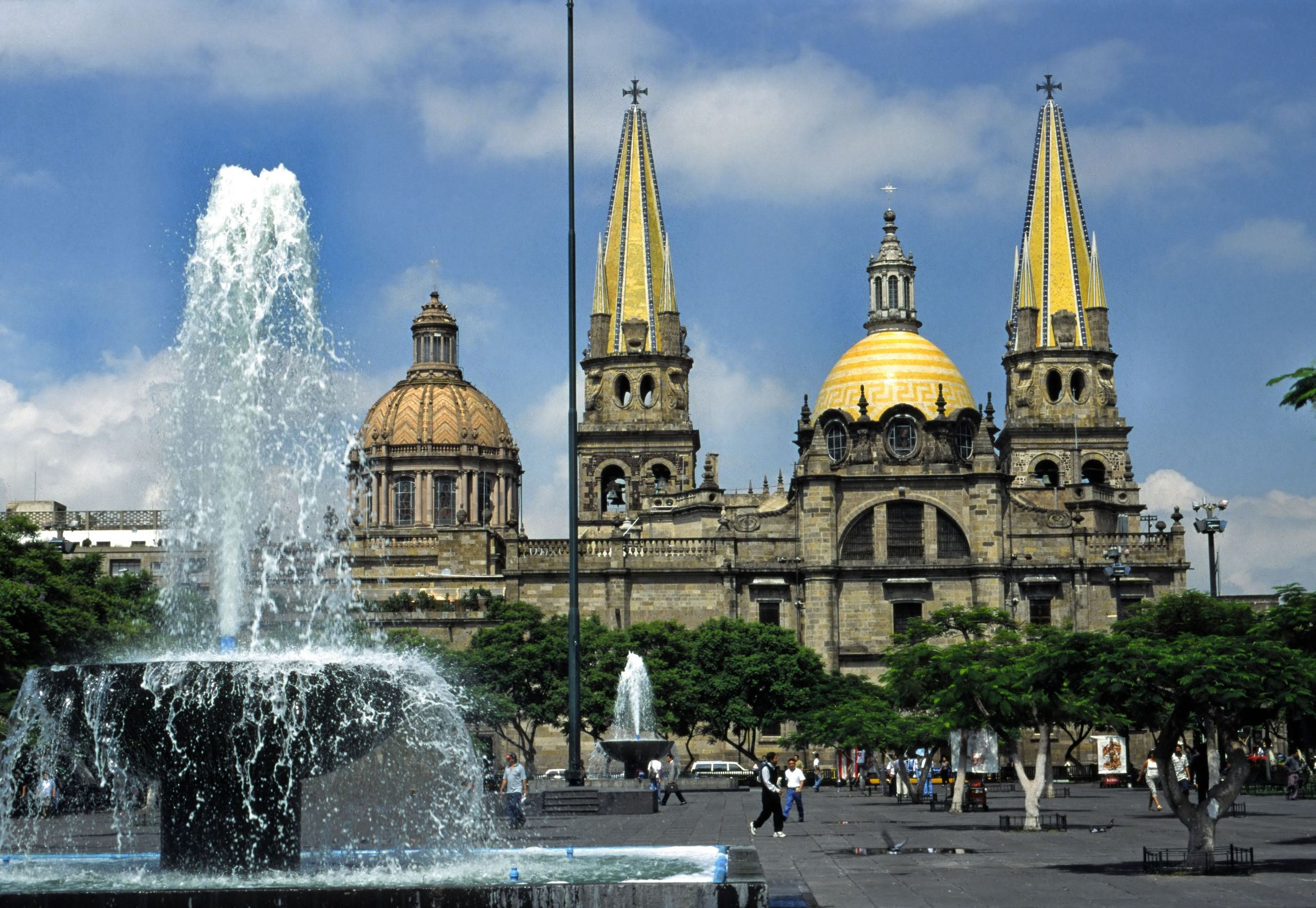Guadalajara-cathedral-Mexico