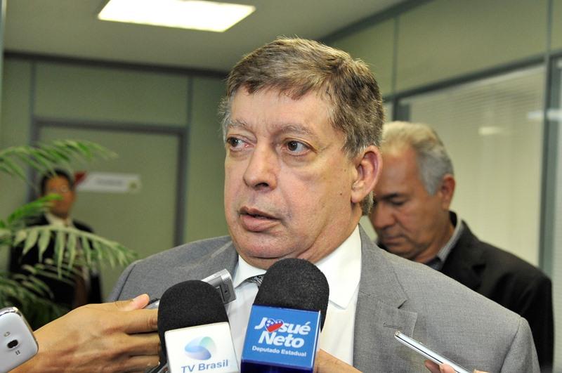 O presidente do TCE, Josué Filho, informou que o Tribunal Pleno aprovou em dezembro a adesão ao Amazonprev (Foto: Alberto César Araújo/ALE)