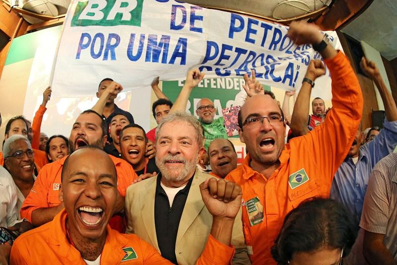 Lula Ato Petrobras