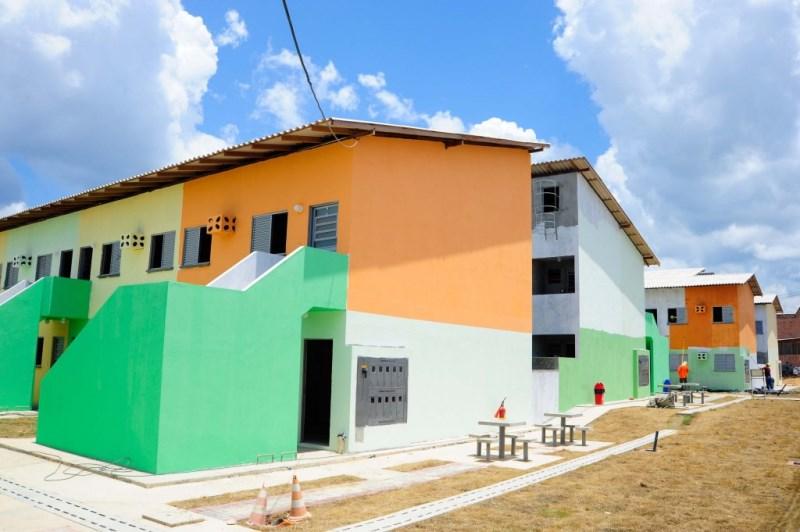 Obras do Prourbis, pelo contrato original, deveriam ser entregues no fim de 2012 (Foto: Michel Mello/Divulgação)