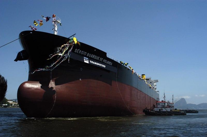 Transpetro - petroleiro