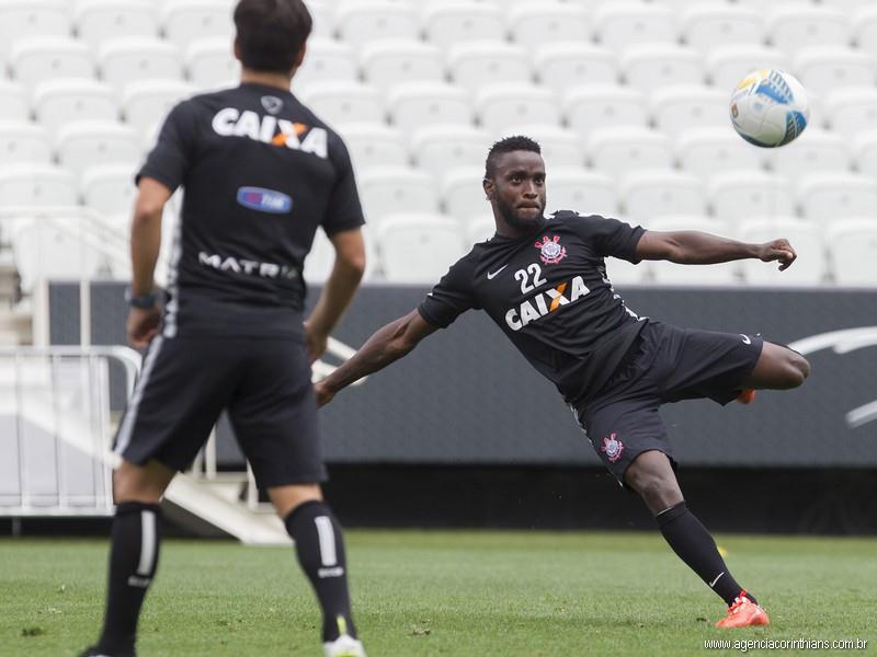 A partida contra o Marília é a oportunidade de o treinador fazer os últimos ajustes no time antes de enfrentar o Once Caldas (Foto: Daniel Augusto Jr/Agência Corinthians)