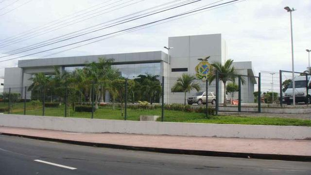 Sede do Governo do Amazonas (Divulgação/Internet)