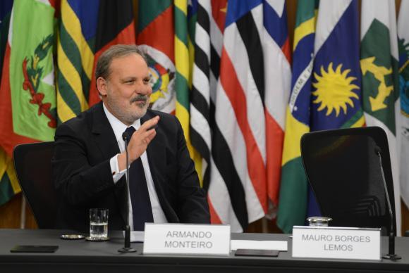 De acordo com a Suframa, o MDIC confirmou a presença do ministro Armando Monteiro na reunião do CAS do dia 30 de abril (Foto: Fabio Rodrigues Pozzebom/Agência Brasil)