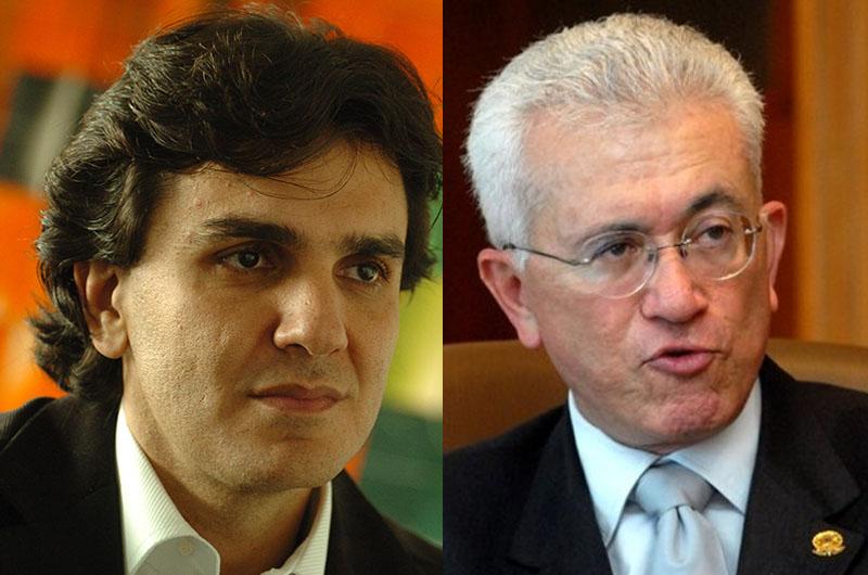 Gabriel Chalita é o preferido do vice-presidente Michel Temer e Mangabeira Unger é o indicado de setores do PT para substituir Cid Gomes no Ministério da Educação