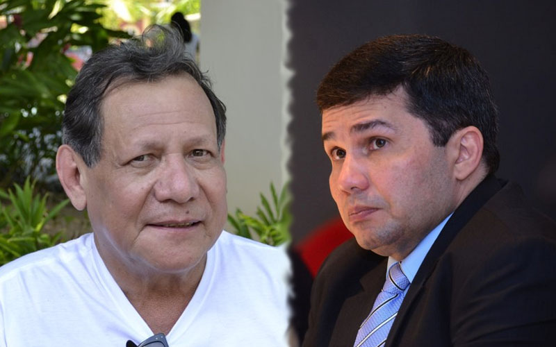 Francisco Cruz e Sergio Fontes