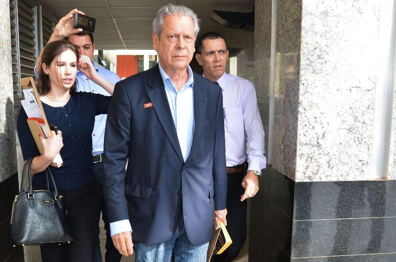 A empresa do ex-ministro José Dirceu