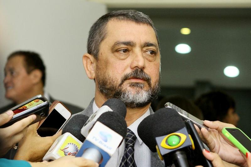 Delegado Orlando Amaral informa que está