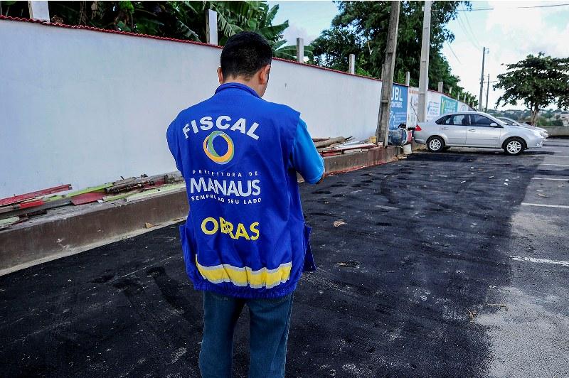 Fiscal detectou a irregularidade e comunicou as autoridades, que registraram a ocorrência no 10° DIP (Foto: ALex Pazuello/Semcom)