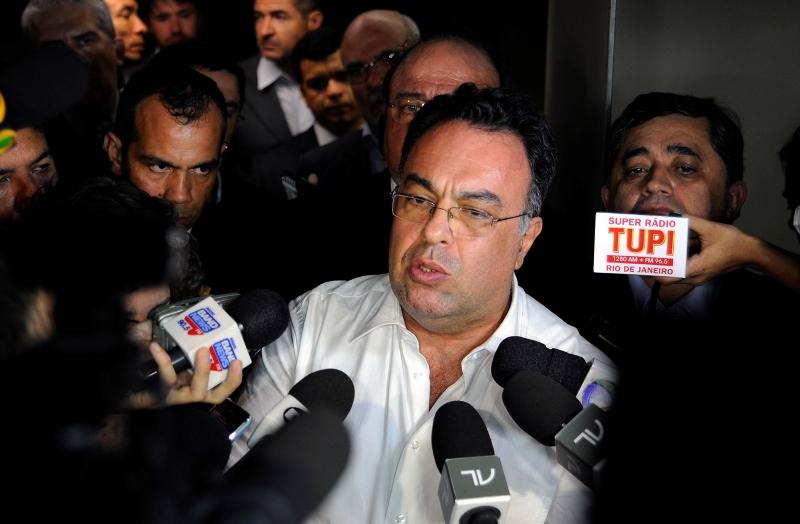 O ex-deputado e ex-vice-presidente do Congresso Nacional foi preso em Londrina, no Paraná (Foto: Laycer Tomaz/Câmara dos Deputados)