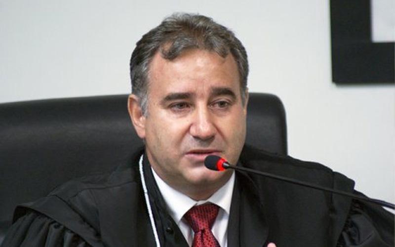 Délcio Santos foi juiz do TRE durante a campanha eleitoral de 2014 (Foto: Divulgação/TRE)