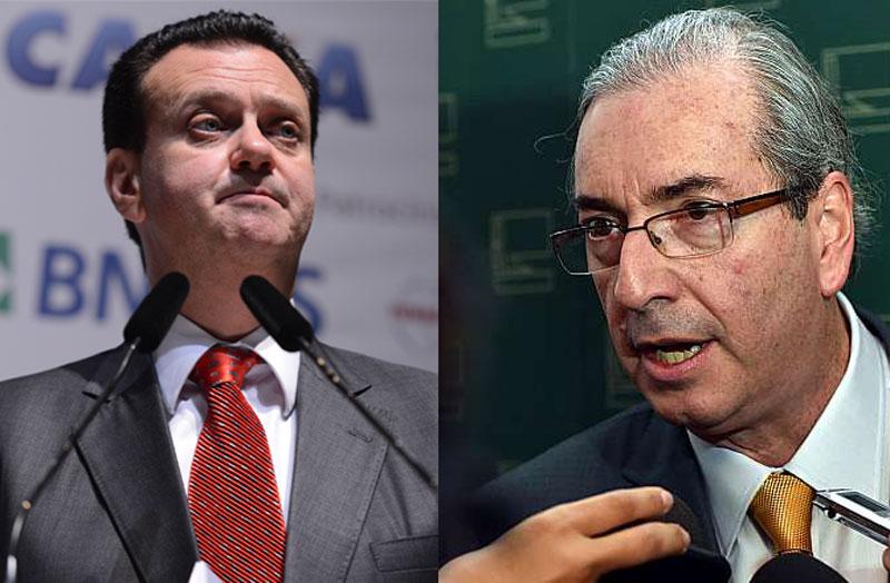 Foto Cunha: Zeca Ribeiro Foto Kassab: Fotos Públicas