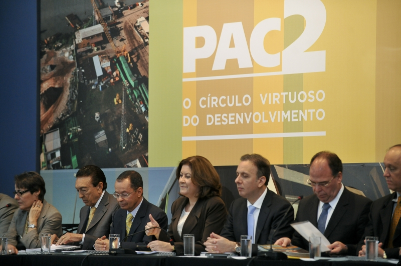 O Programa de Aceleração do Crescimento foi um dos mais afetados com a ajuste fiscal neste início de ano (Foto: Agência Brasil/Arquivo)