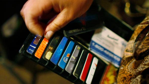 inadimplencia cartao de credito