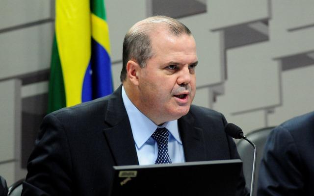 O presidente do Banco Central, Alexandre Tombini, (Foto: Alessandro Dias/PT)
