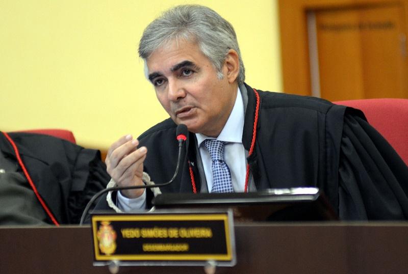 Desembargador disse que o sigilo não alcança as decisões tomadas em julgamentos de processos, mesmo que seja contra magistrados (Foto: Divulgação/TJAM)