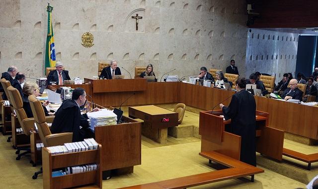 O Supremo Tribunal Federal decidiu que os ministros dos tribunais superiores não precisam de nova sabatina ao completar 70 anos (Foto: Nelson Jr/STF)