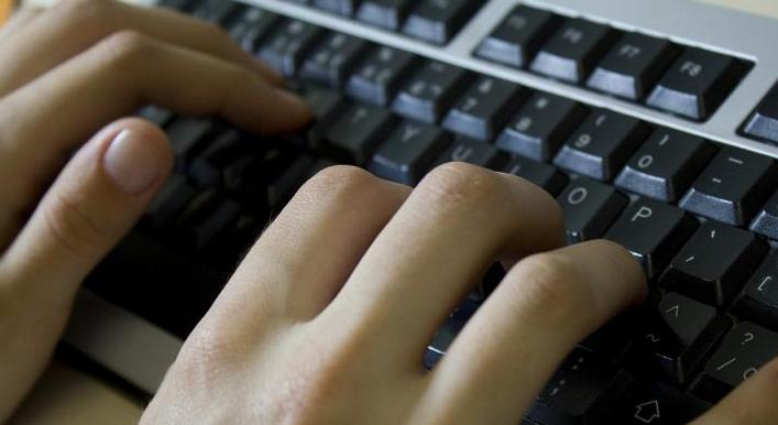 internet teclado
