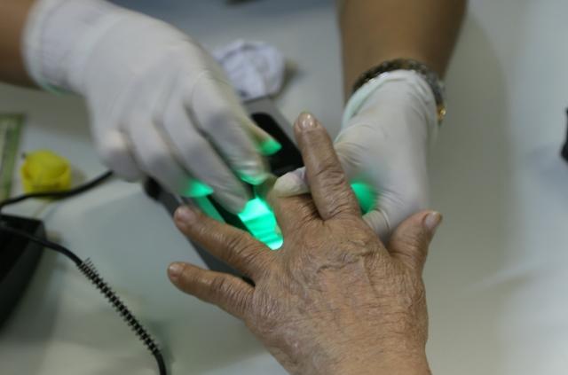 Biometria TRE AM