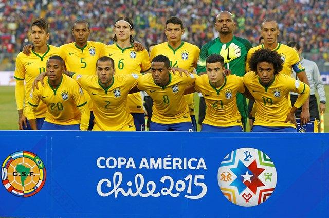 Brasil precisava empatar com a Venezuela para se classificar em primeiro do grupo (Foto: Rafael Ribeiro/CBF)
