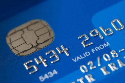 Cartao credito chip