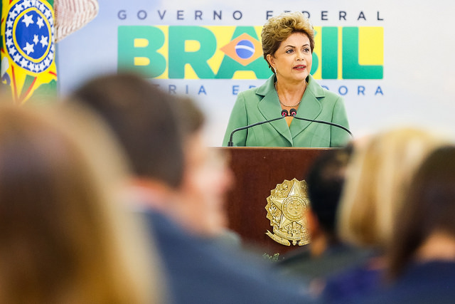 Dilma Rousseff by Roberto Stuckert Filho