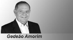 Gedeao Amorim face