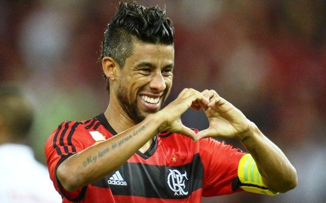 Leo Moura Flamengo Foto Divulgação